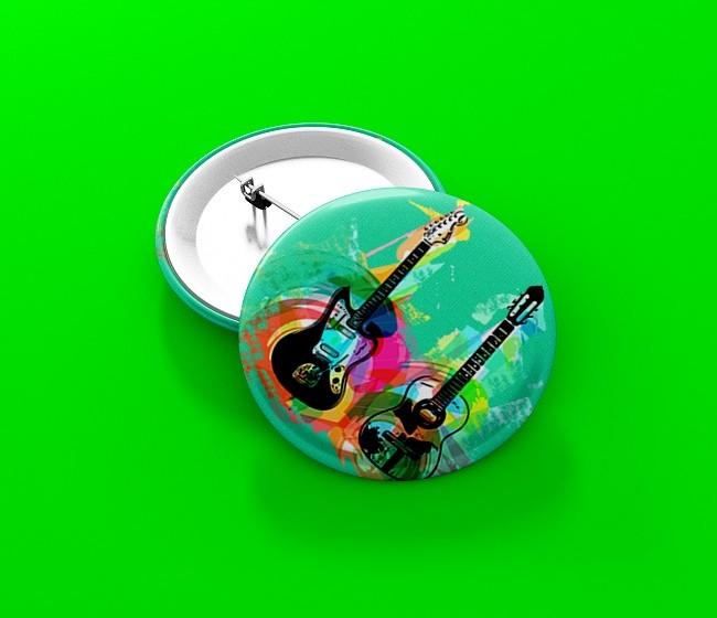پیکسل طرح گیتار