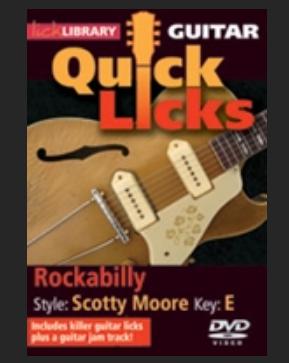 rockabilly Scotty Moore