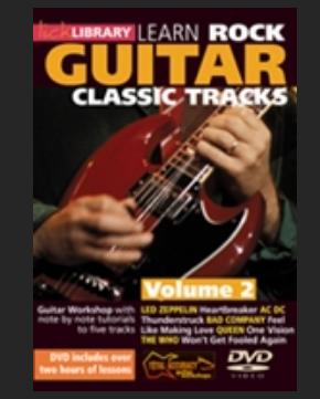 Rock guitar classic tracks v1