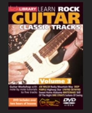 Rock guitar classic tracks v2