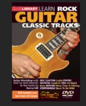 Rock guitar classic tracks v3