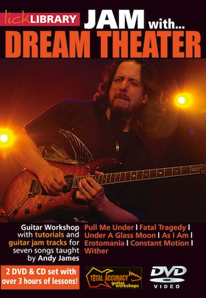 Jam with Dream Theater