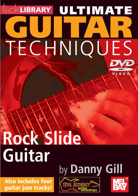 ultimate Guitar techniques rock slide guitar