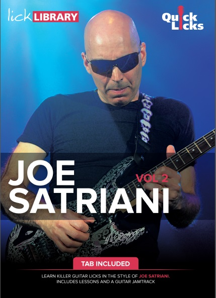 joe satriani Quick Licks