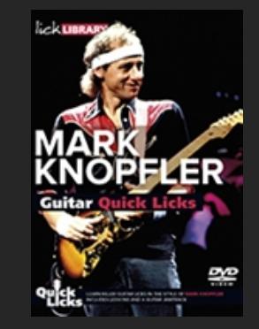 Mark knopfler guitar quick Licks