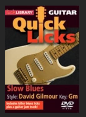slow blues David gilmour