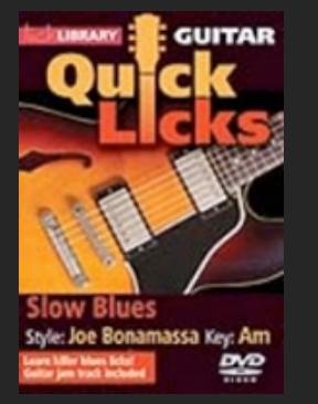slow blues Joe bonamassa