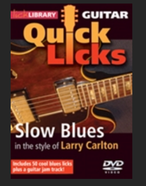 slow blues Larry Carlton