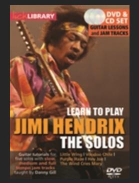Jimi Hendrix  the solos