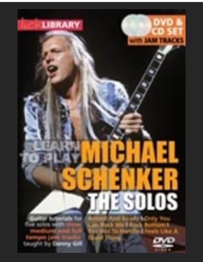 Michael schenker the solos