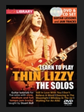 Thin Lizzy  the solos
