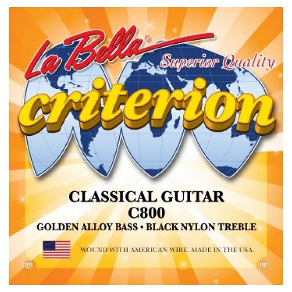 سیم گیتار کلاسیک La Bella-C800