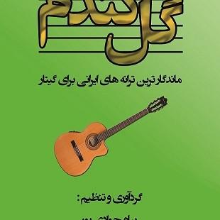 کتاب گل گندم اثر پیام جوادی پور