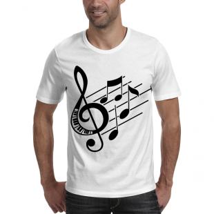 تی شرت طرح کلید سل