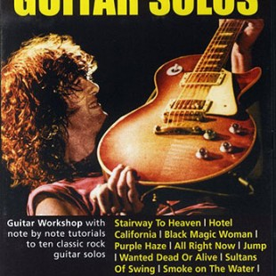 Learn to play ClassicRock Guitar Solo
