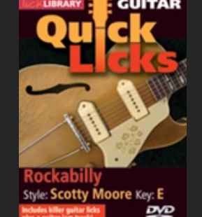 rockabilly Scotty Moore