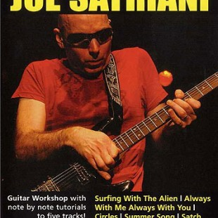 Learn to play Joe satriani