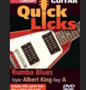 Rhumba blues Albert Lee