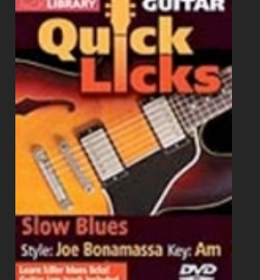 slow blues Joe bonamassa