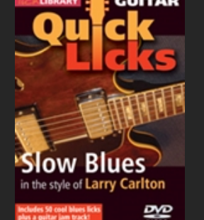 slow blues Larry Carlton