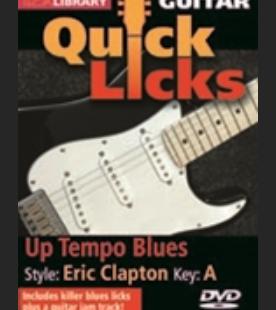uptempo blues Eric Clapton