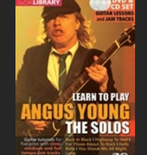 Angus Young the solos