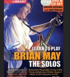 Brian May  the solos