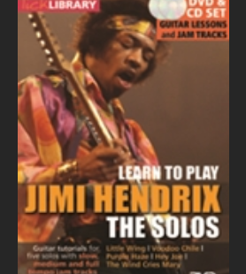 Jimi Hendrix  the solos