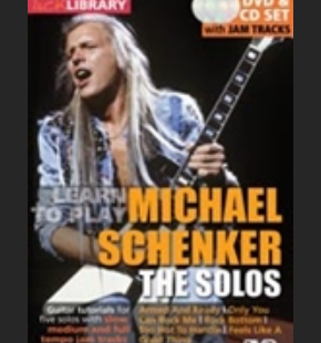 Michael schenker the solos