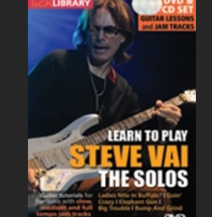 Steve Vai  the solos
