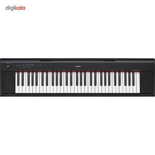 پیانو دیجیتال یاماها مدل NP-12