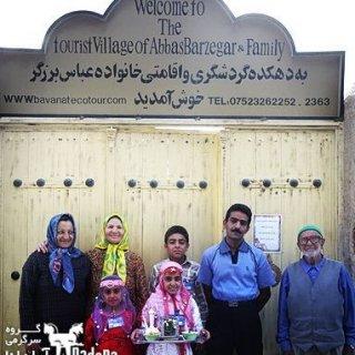 یک مرد خلاق روستایی ایرانی با درآمد میلیون دلاری