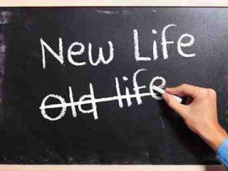 ترک عادتهای قديمی، شروع زندگی جدید