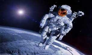 خیسی دائمی بدن فضانوردان به چه علت؟