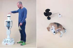 تبدیل فضولات سگ به برق با فناوری جدید