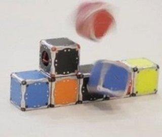 ربات هايی که خود را مونتاژ می کنند