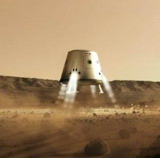 اولین سفر انسان به مریخ تا سال ۲۰۱۷ محقق می شود