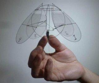 طراحی ربات های پرنده با الهام از عروس دریایی