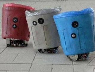 سطل زباله های با شعور