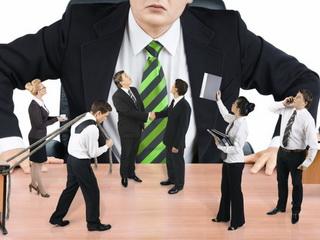 اشتباهات مديران منابع انساني