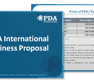 PDA سازمانی و پنل های اختصاصی جهت حفظ اطلاعات پرسنل