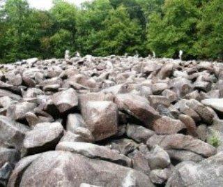 سنگ هايی که صداهای جالب توليد می کنند