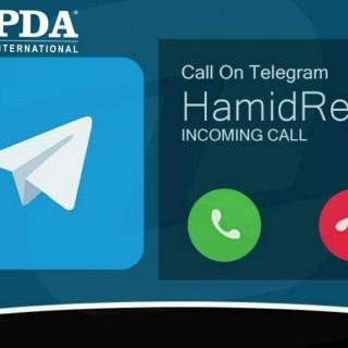 آموزش فعال کردن تماس صوتی تلگرام ( telegram voice call )