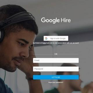 گوگل سرویس Hire را برای کسبوکارها منتشر کرد