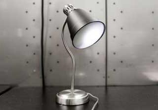 اولین لامپ دنيا که به حرفها گوش میکند