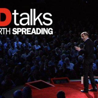 از سخنرانی های فوق العاده TED الهام بگیرید
