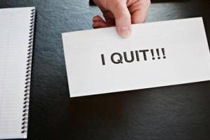 این 4 نشانه می گويد که ديگر بايد استعفا دهيد