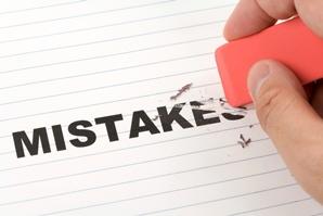 3 اشتباه بزرگ که تمام انسان ها مرتکب می شوند