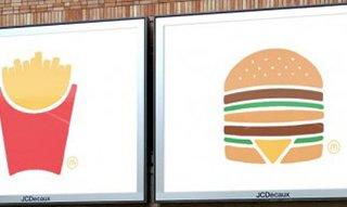 تبلیغ جدید و خلاقانه مک دونالدز در سال 2014