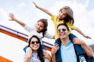 10 نکته مهم در سفر تابستانی با کودکان